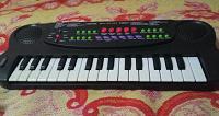 Отдается в дар Пианино-синтезатор