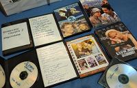 Отдается в дар Советские фильмы и пара «женских» сериалов