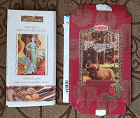 Отдается в дар Обертки от шоколада и конфет