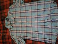Отдается в дар рубашка муж., маркировка S