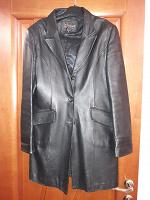 Отдается в дар Куртка-пиджак кожаная 50р