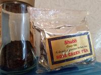 Отдается в дар Чай черный и зеленый, ароматизированный.