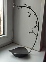 Отдается в дар Подставка для украшений ветка орхидеи