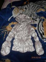 Отдается в дар Куртка детская 36 размер