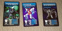 Отдается в дар карточки Starscream — Transformers