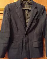 Отдается в дар Школьный пиджак 130-140