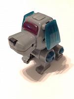 Отдается в дар Фигурка собака-робот