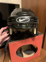 Отдается в дар Отдам новый хоккейный шлем