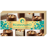 Отдается в дар Комильфо конфеты