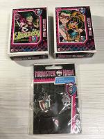 Отдается в дар Пазлы и украшение Monster High