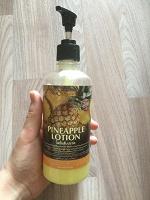 Отдается в дар Лосьон для тела (ананасовый)