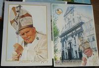Отдается в дар открытки, наклейки, брошюры разные
