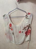 Отдается в дар Легкая блузка