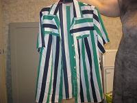 Отдается в дар рубашка летняя