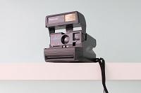 Отдается в дар Polaroid 636 Closeup