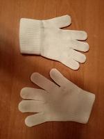 Отдается в дар Весенние перчатки на девочку