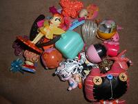 Отдается в дар Мелкие игрушки 1