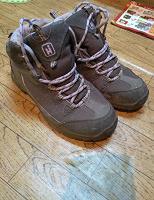 Отдается в дар Осенние подростковые ботинки