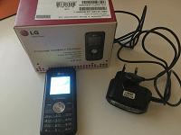Телефон / звонилка / бабушкафон LG KP105