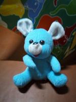 Отдается в дар мышь синяя