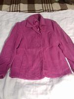 Отдается в дар Тепльій пиджак, полупальто р-р 38, наш 44-46