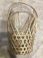 Отдается в дар Корзина плетёная