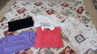Отдается в дар блузки, футболки на лето