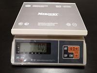 Отдается в дар Весы электронные Mercury