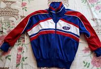 Отдается в дар Куртка летняя олимпийка