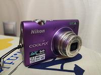 Отдается в дар Фотоаппарат Nikon рабочий (с дефектом).