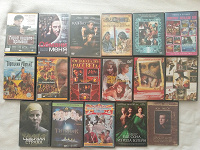 Отдается в дар Dvd фильмы и сериалы