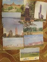 Отдается в дар Неполные наборы открыток СССР