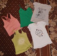 Отдается в дар Летние майки/футболки
