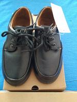 Отдается в дар школьная обувь