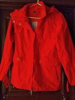Отдается в дар Куртка- ветровка