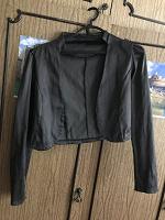 Отдается в дар Женская одежда 44-48 размера, все элегантного черного цвета