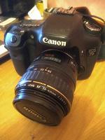 Отдается в дар Canon 7d (не mark) и объектив
