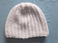 Отдается в дар Шарф и шапочка вязаные детские
