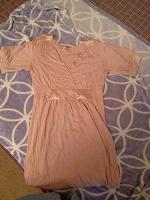 Отдается в дар Платье женское тонкий трикотаж