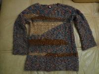Отдается в дар пушистый свитер Smash! 44 р-ра