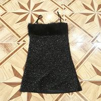 Отдается в дар черное платье 42-44 р-р