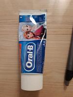 Отдается в дар Детская зубная паста.