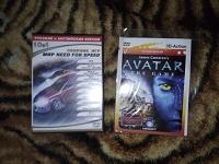 Отдается в дар диски DVD с компьютерными играми