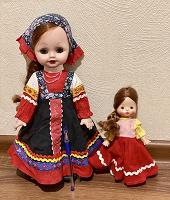 Отдается в дар Куклы новые