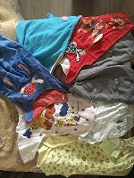 Отдается в дар Одежда на ребёнка 74-80 размер