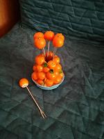 Отдается в дар Вилочки для закусок «Мандаринки»