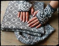 Отдается в дар Шапка+ шарф