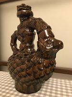 Отдается в дар Сосуд керамический «Баранчик»