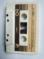 Отдается в дар кусочек СССР — аудиокассета МК-60 винтажная штучка икона стиля 80х
