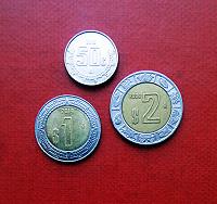 Отдается в дар Монеты из Мексики